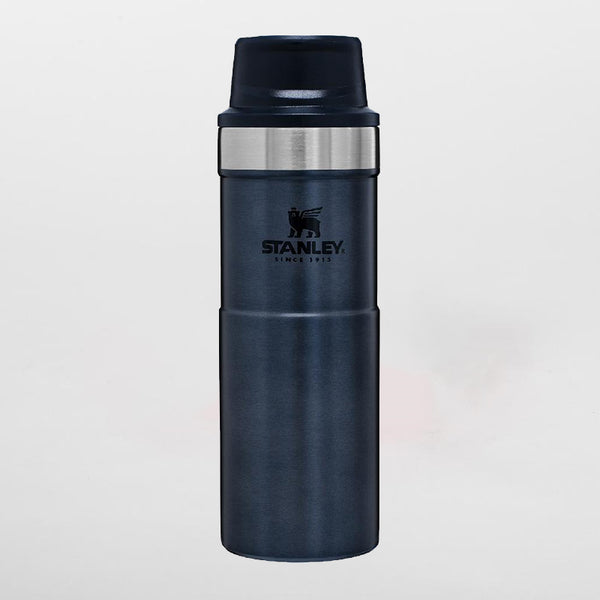 Stanley classic trigger-action travel mug nightfall 0,47 liters