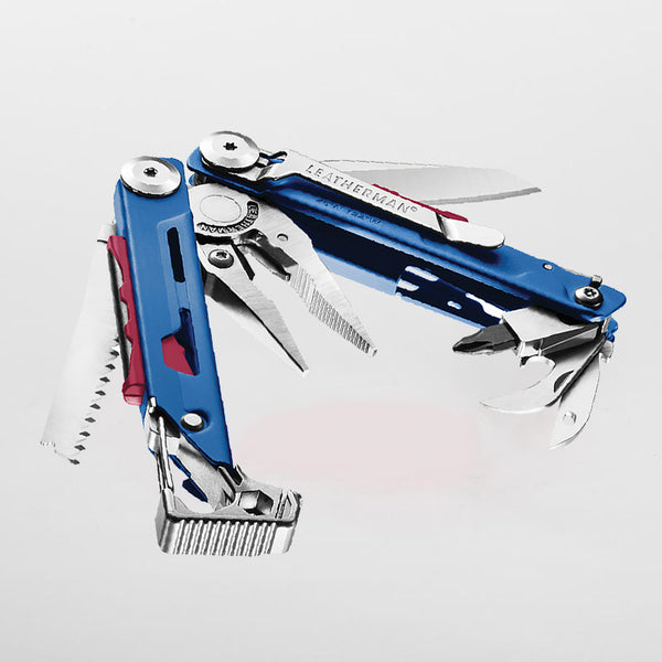 Multitools leatherman signal cobalt