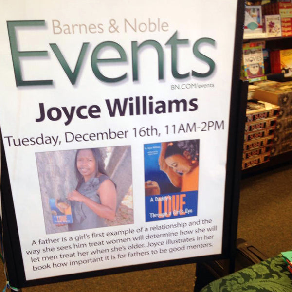 Book Signing- Barnes and Noble