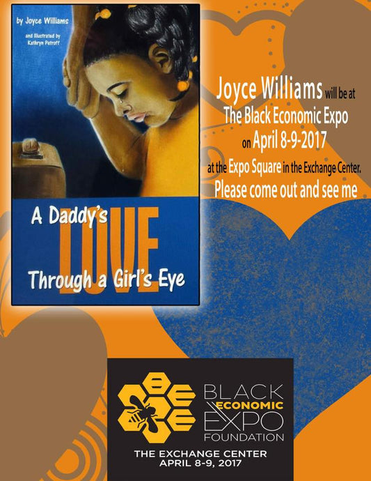 Book Signing- Black Economic Expo Tulsa, OK 2017