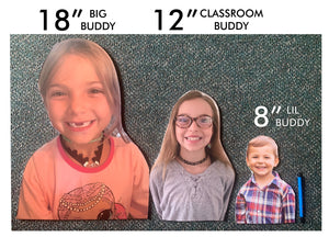 Classroom Buddies - Create Your Cut Out today