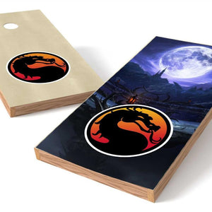 Corn Hole Decal Set