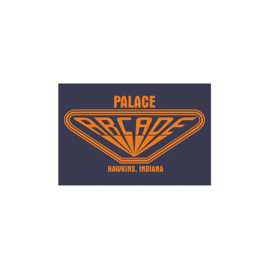 Palace Arcade Sticker