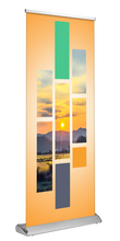 Load image into Gallery viewer, Deluxe Retractable Banner Stand
