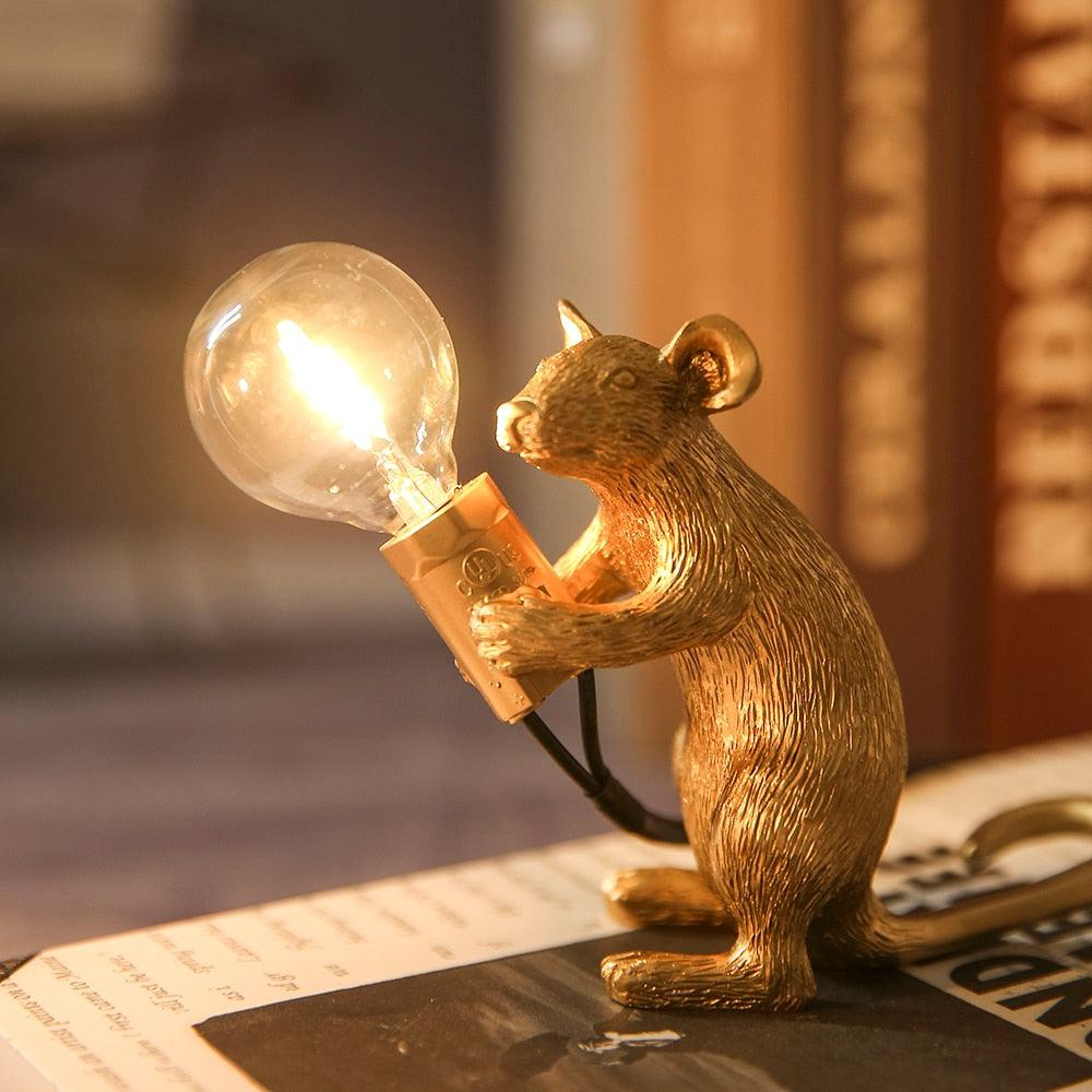 Mouse Table Lamp