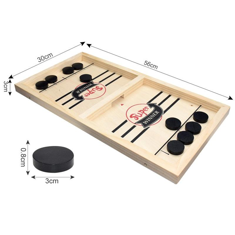 Family Game - Sling Puck
