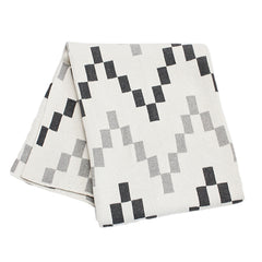 Block Chevron Throw