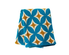 Nova Cotton Knitted Throw Blanket