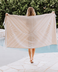 Mojave Beach Towel