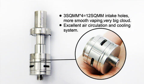 Horizon Tech Artic Sub-Ohm Clearomizer Tank