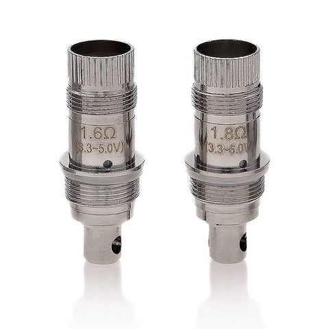 Aspire Nautilus BDC Replacement Coil Head - (5 Pack) 1.6 or 1.8 Ohm
