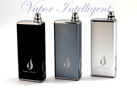Innokin iTaste MVP 2600 mAh Box APV Kit, Black/Grey/Silver
