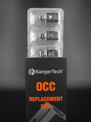 Atomizer Head for Kanger Subtank OCC 0.5 Ohm (5 Pack)