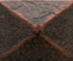 Decorative Pyramid Dot Tile 2 x 2