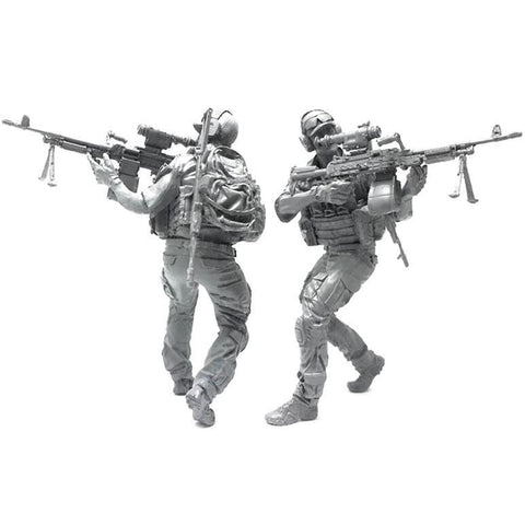 1 35 scale models special forces soldier