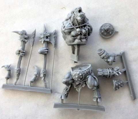 resin figures parts