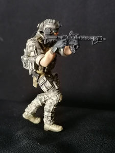 1:35 US Seal Six Team Soldier Resin Scale Figure YFWW35-1823