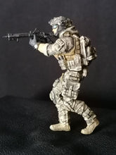 Load image into Gallery viewer, 1:35 US Seal Six Team Soldier Resin Scale Figure YFWW35-1823