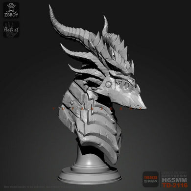 1:16 Bust Sets Wing Head Resin Scale Figure 75mm TD-2116 - Yufan Models Store