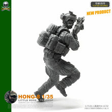Load image into Gallery viewer, 1:35 US Special Forces Soldier resin Scale Figure HONG-08 - Yufan Models Store