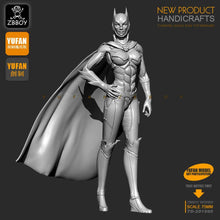 Load image into Gallery viewer, 1:24 Bat Woman Warrior Resin SCale Figure TD-201980 - Yufan Models Store
