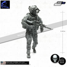 Load image into Gallery viewer, 1:35 US Special Force Soldier Resin Scale Figure TLP-02 - Yufan Models Store