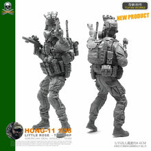 Load image into Gallery viewer, 1:35 US Special Forces Soldier Resin Scale Figure HONG-11 - Yufan Models Store