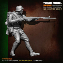 Load image into Gallery viewer, 1:24 World War II China national warrior Resin Scale Figure YFWW-1857 - Yufan Models Store