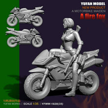 Load image into Gallery viewer, 1:35 US SEAL Assault Team a Fire Fox Resin Scale Figure YFWW35-1828 - Yufan Models Store