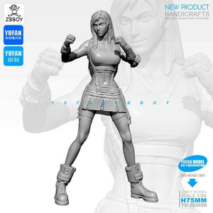 1:24 Tiffa Final Fantasy Resin Scale Figure TD-202028 - Yufan Models Store