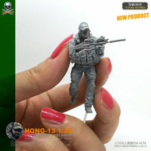 Load image into Gallery viewer, 1:35 US Special Forces Soldier Resin Scale Figure HONG-13 - Yufan Models Store
