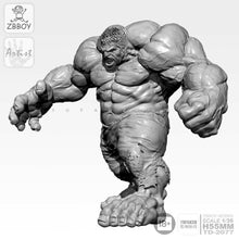 Load image into Gallery viewer, 1:24 Monster Hulk Resin Scale Figure TD-2077 - Yufan Models Store