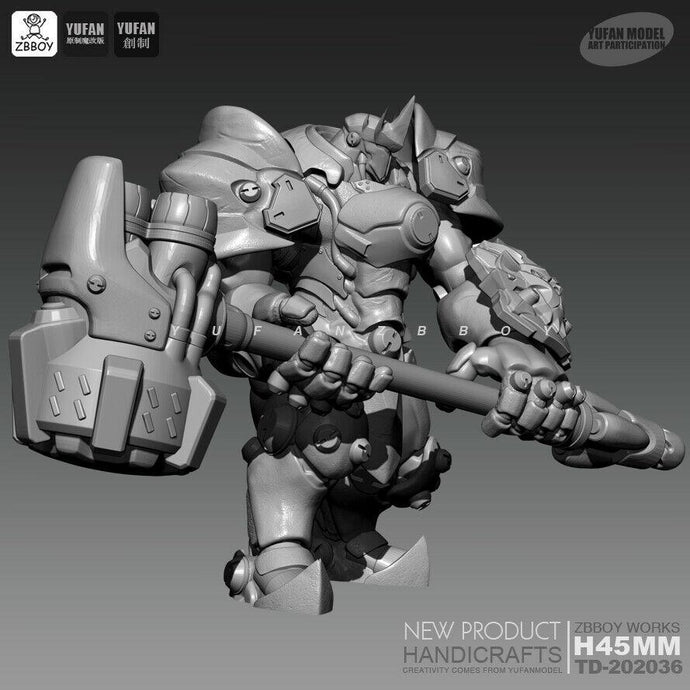 45 mm The Giant Hammer Diamond Unassembled resin scale model TD-202036 - Yufan Models Store