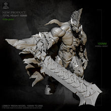 Load image into Gallery viewer, 1/16 Knife ghost Resin model kits toy ZBBOY TD-2508