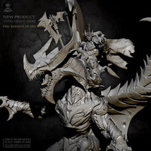 Load image into Gallery viewer, 95mm Resin figure model kits self-assembled  TD-2498