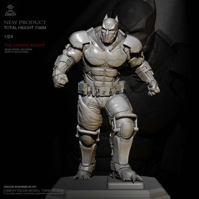 1/24 Batman in Armor Scale Resin Figure TD-2698
