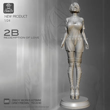 Load image into Gallery viewer, 1/24 Redemption of love Resin Figure ZBBOY TD-2230