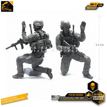 Load image into Gallery viewer, 1:35 US Army Soldier Scout Resin Scale Figure NAI-11 - Yufan Models Store