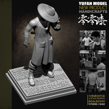 Load image into Gallery viewer, Yufan Model  Original Resin Figure 65mm Zero Paint Resin Soldier With Platform Unmounted And Uncolored Yfww-1988