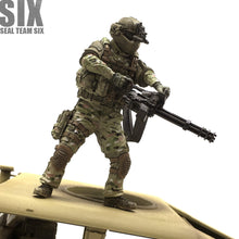 Load image into Gallery viewer, Yufan Model 1/35 Modern Us Seal Destruction Warrior Model Assembled Model  Kit Usk-06