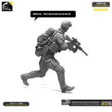 Load image into Gallery viewer, 1/35 Resin Kits Figure US Navy Seal Commander Resin Soldier Sefl-assembled LOO-32