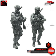 Load image into Gallery viewer, Yufan Model 1/35 Modern Us Seal Riflemen Resin Soldier Usk-13