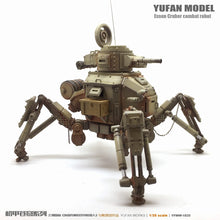 Load image into Gallery viewer, Yufan Model  1/35 Resin Soldier  Model Kit Originally Created  Armor Sky Tank Robot YFWW-1835