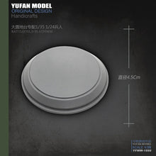 Load image into Gallery viewer, new Yufan Model  Resin Platform Of 4.5cm Resin Soldier Accessories  YFWW-1997