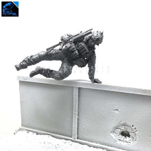 Load image into Gallery viewer, Yufan Model 1/35 Figure Resin Soldier Model  For Modern American Seals Military Model Kit Nai-25