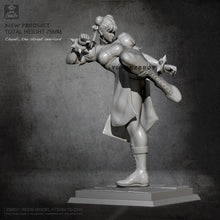Load image into Gallery viewer, 1/24 Chun Li the street overlord Resin Soldier Fogure Kit TD-2338