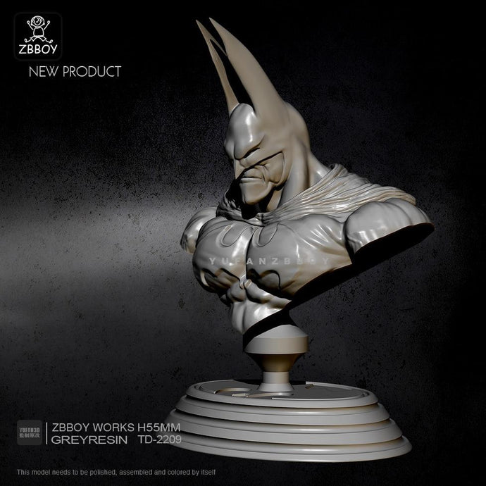 new 1/10 Resin Bust Kits Batman Model Self-assmebled TD-2209