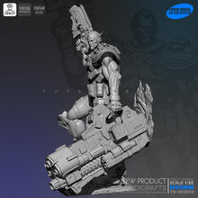 Load image into Gallery viewer, 1/24  Resin Kits resin shock Super Guard soldiers were  self-assembled TD-202034
