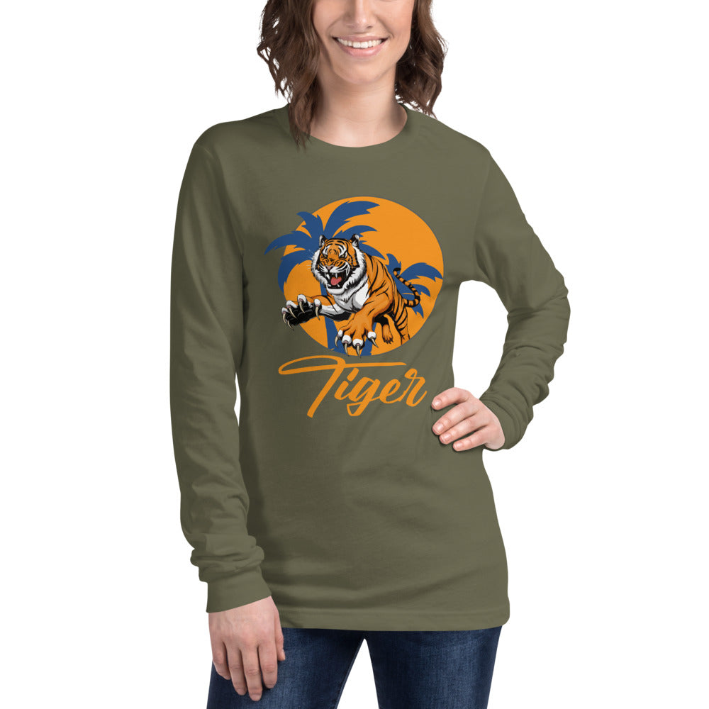 Women Long Sleeve Tee