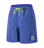 NYLON 3M LOGO SHORTS (BLUE)